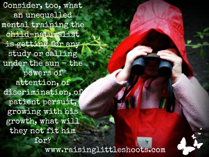 child naturalist