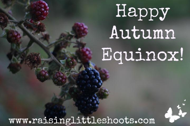 Happy Autumn Equinox